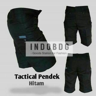 Celana Tactical Blackhawk Pendek | Clana Taktikal Black Hawk | Tektikal Short Pants | Kargo | Cargo | Shopee Indonesia
