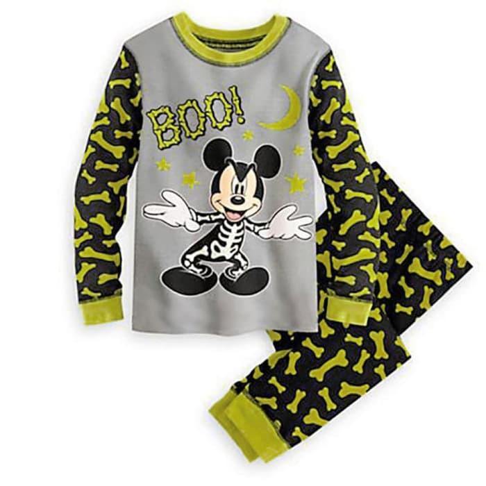 Special Piyama anak Baju tidur anak lengan panjang Baby Gap HK Mickey Boo  Spesial  8aaec26f1b