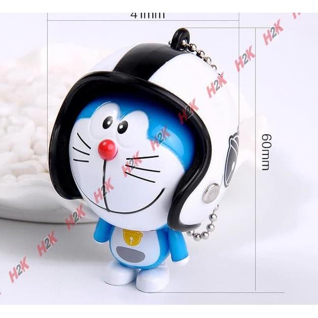 109ki Gantungan Kunci Stitch Doraemon Lucu Imut