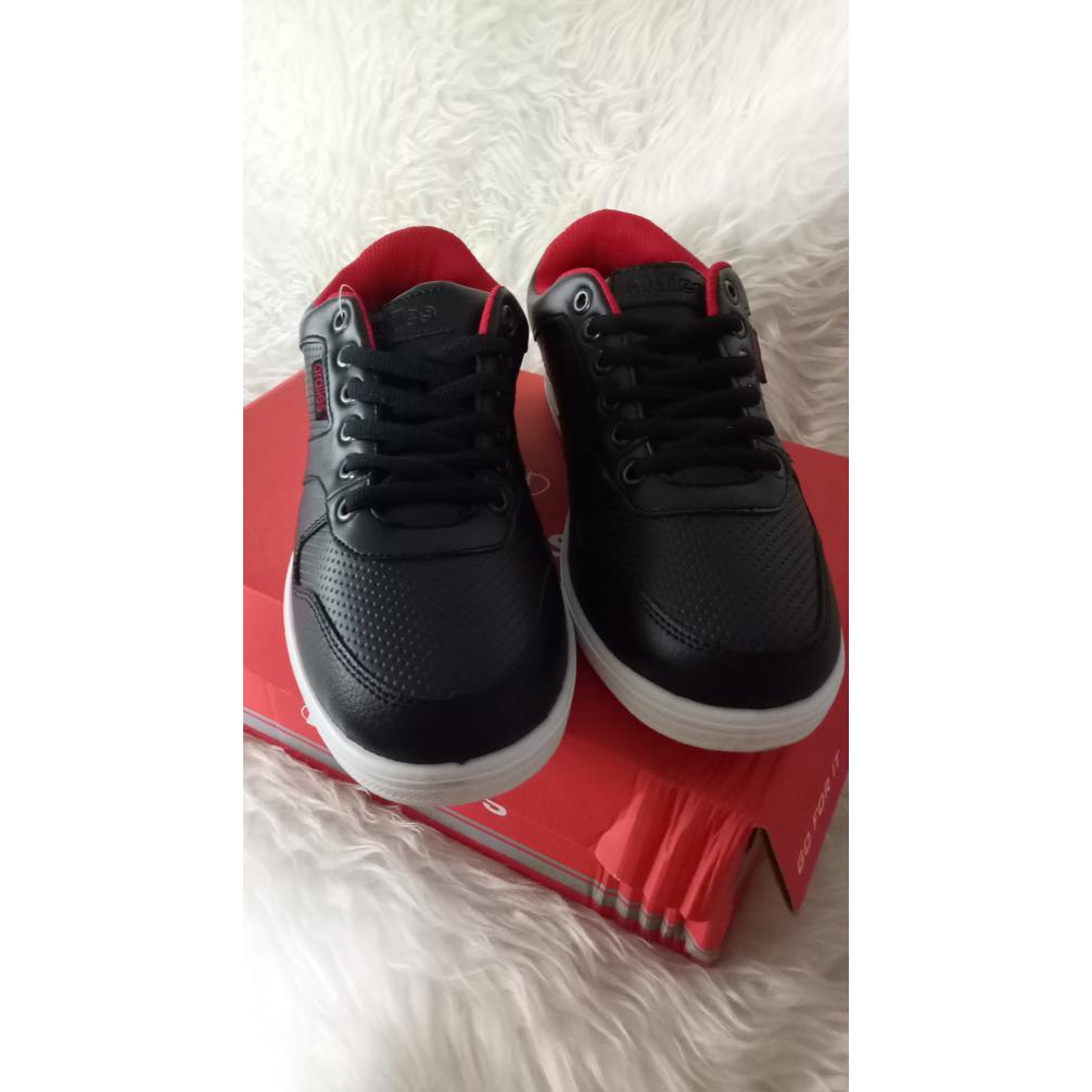 Sepatu Ardiles Dharma Dan Mahesa Sekolah Anak Smp Smu Cewek Blackkelly Hbl491 Shopee Indonesia