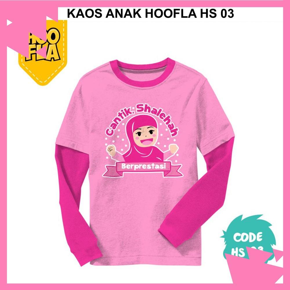 Kaos Atasan Shine Girl 2-10T Pakaian Baju Anak Perempuan  eb54dc75c6