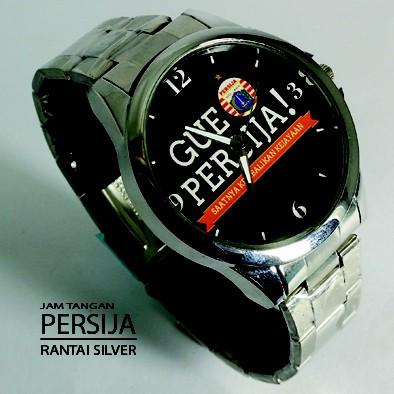 Jam tangan custom PERSIJA ...