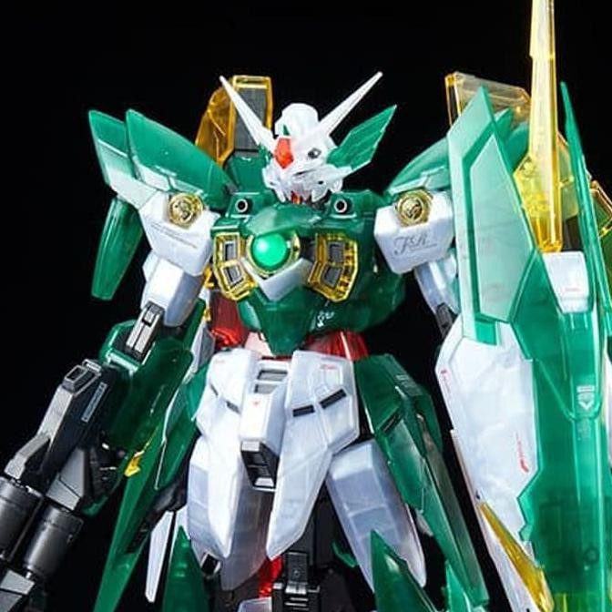 14 Gundam Fenice Rinascita Clear Color You Never Seen Before 18
