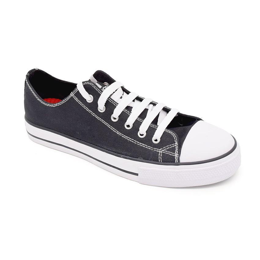 NORTH STAR B-FIRST Sepatu Sneakers ROVER BLACK 5896032 9c4b37d277