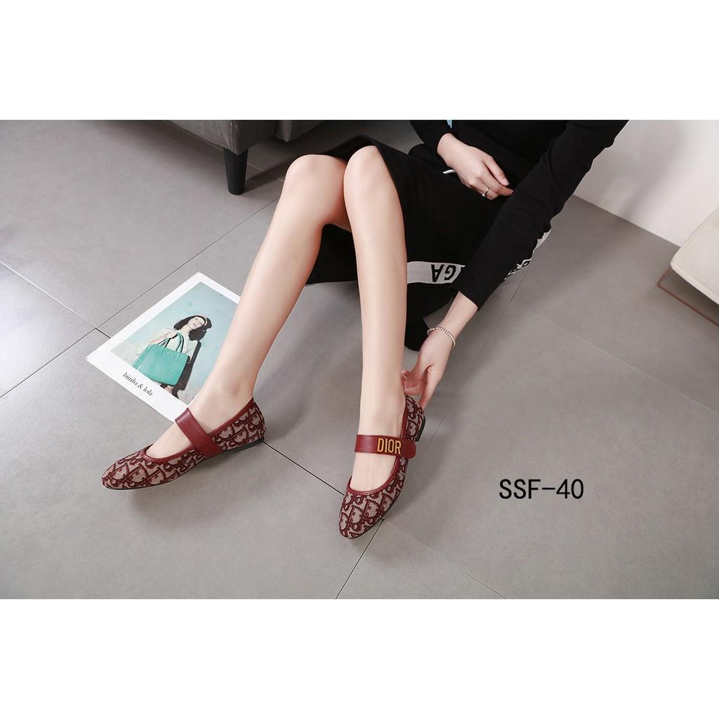 flat shoes dior - Temukan Harga dan Penawaran Sepatu Flat Online Terbaik -  Sepatu Wanita Februari 2019  db92221f93