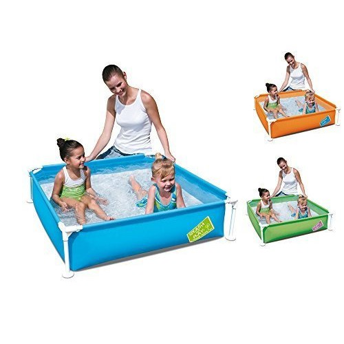 DeltaTH Kolam Renang Anak Train Play Center Kolam Mandi Bola Anak Bestway | Shopee Indonesia