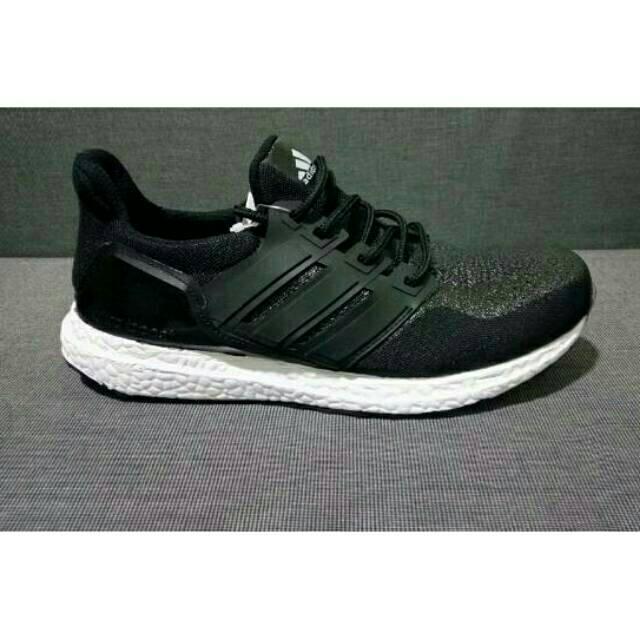 6551b04d59d5b Sepatu Adidas Ultra Boost Ultraboost Ace 16 + Ace16 Ace16+ 16+ Purecontrol  Pure control Full Black