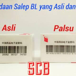 Salep BL / Cream BL Original Asli | Shopee Indonesia