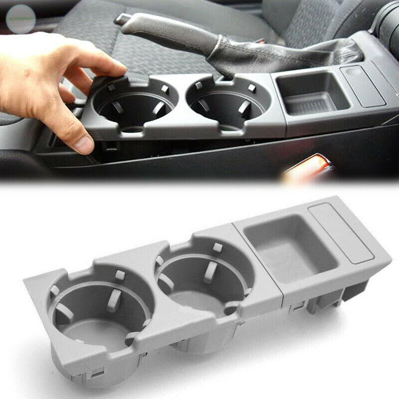 1x Front Center Console Drink Cup Holder fit BMW 3-Series E46 320i 325i 330i M3