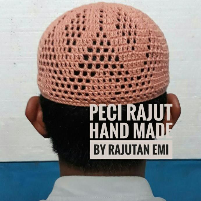Peci Beanie Miki Hat Mikihat Kopiah Hijrah 2 Warna List Mantap ... 916f012ca45a