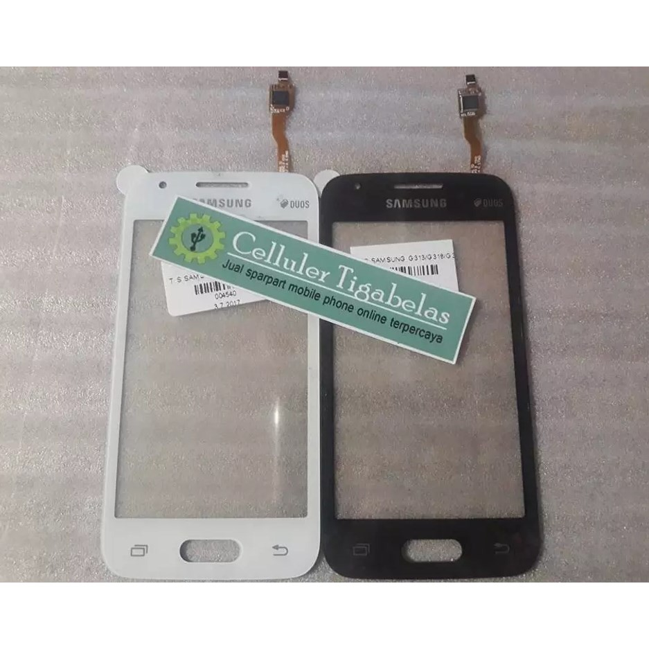 Samsung Battery B100ae Baterai For S7270 Galaxy Ace 3 V Plus G313 4 G313hz G316hu G318 Layar Sentuh Ts Touchscreen Shopee
