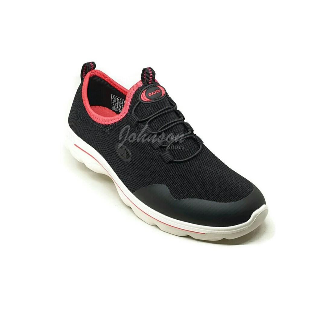 [ Johnson Shoes ] Sepatu Wanita DANS - BEATRIS Black / Salem
