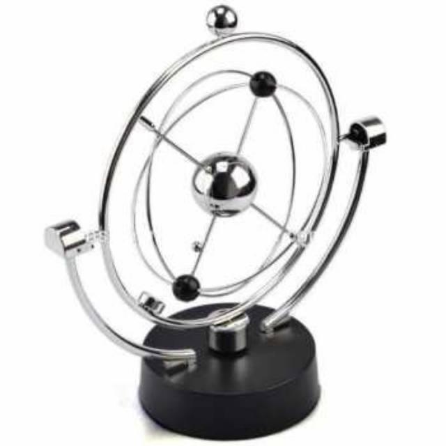 Pajangan Meja Pendulum Newton Model Arched Hiasan Miniatur Dekorasi Ruang Seni Aksesoris Belajar Bal | Shopee Indonesia