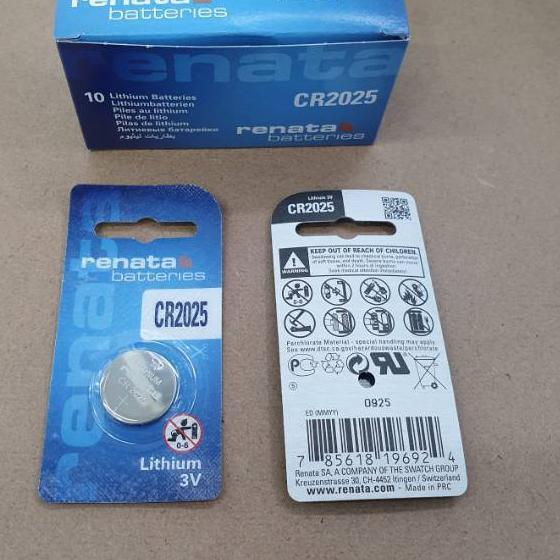 10 pcs New CMOS battery CR2016 3V BIOS battery