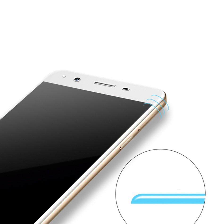 Tempered Glass Warna Oppo F3 Plus Full Screen Anti Gores Kaca