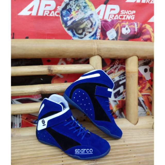 Sepatu drag casual balap sporco sparco fox alpinestarss  59af9396e8