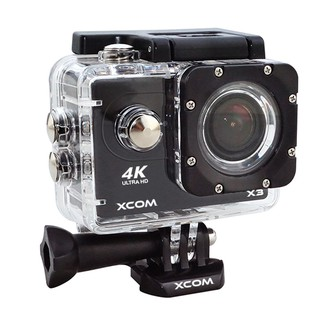 XCOM X3 Action Camera 4K Ultra HD 16MP WIFI