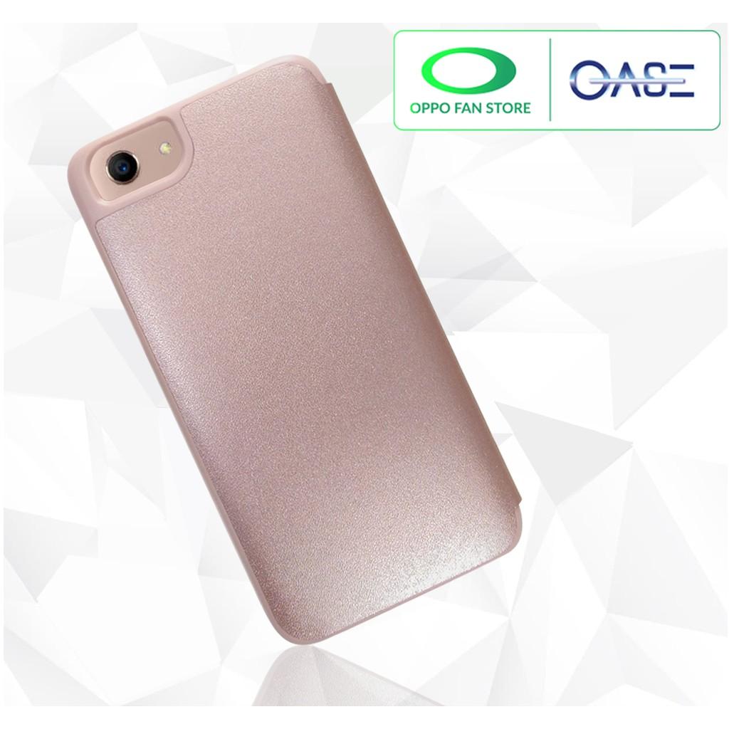 Oase Leather Case Oppo Smartphone F7 Flip Rose Gold Gratis Viivo Y55s Garansi Resmi Vivo Ongkir Shopee Indonesia