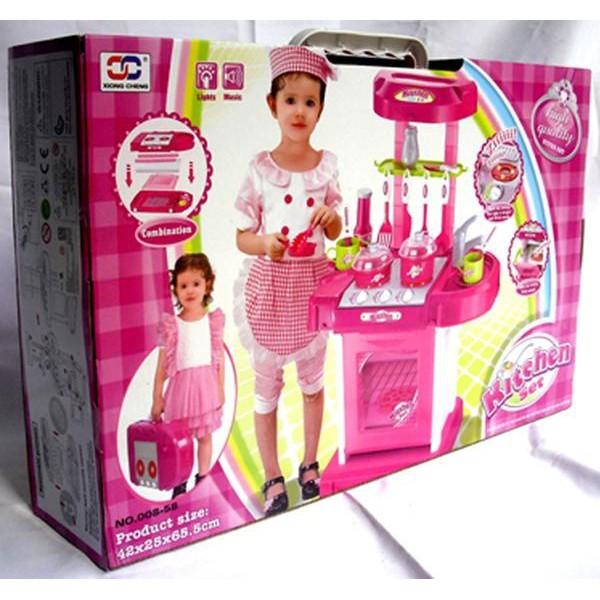 Mainan Anak Perempuan Mainan Masak Masakan Anak Kecil Besar Shopee Indonesia