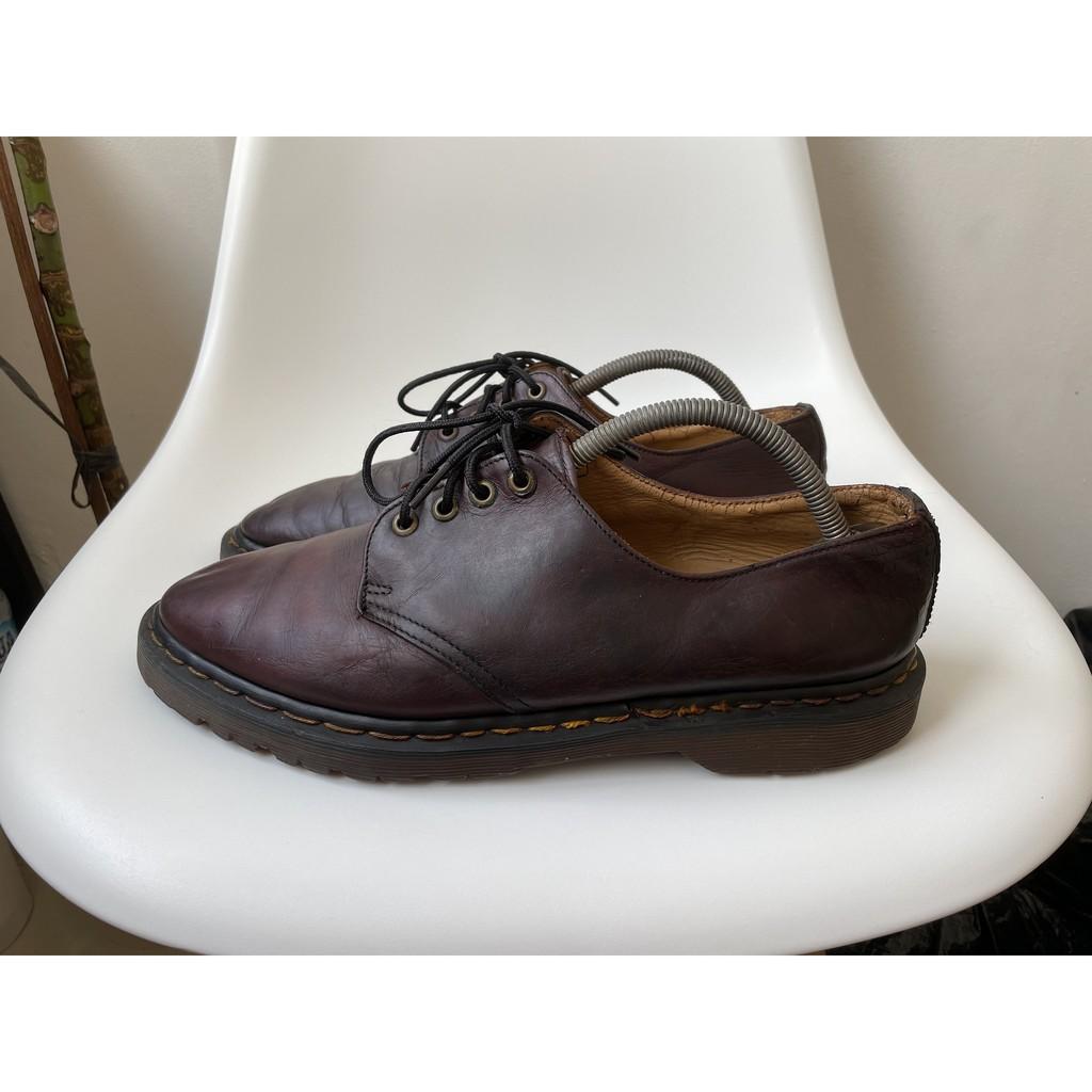 Sepatu Dr. Martens aka Docmart England Brown Second Original
