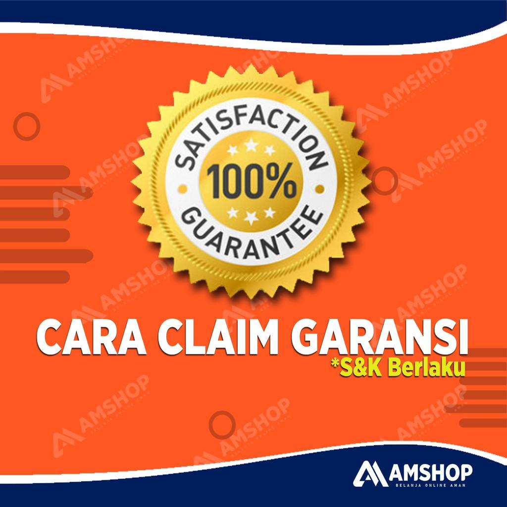 Cara Claim Garansi Di Am Shop Official Shopee Indonesia