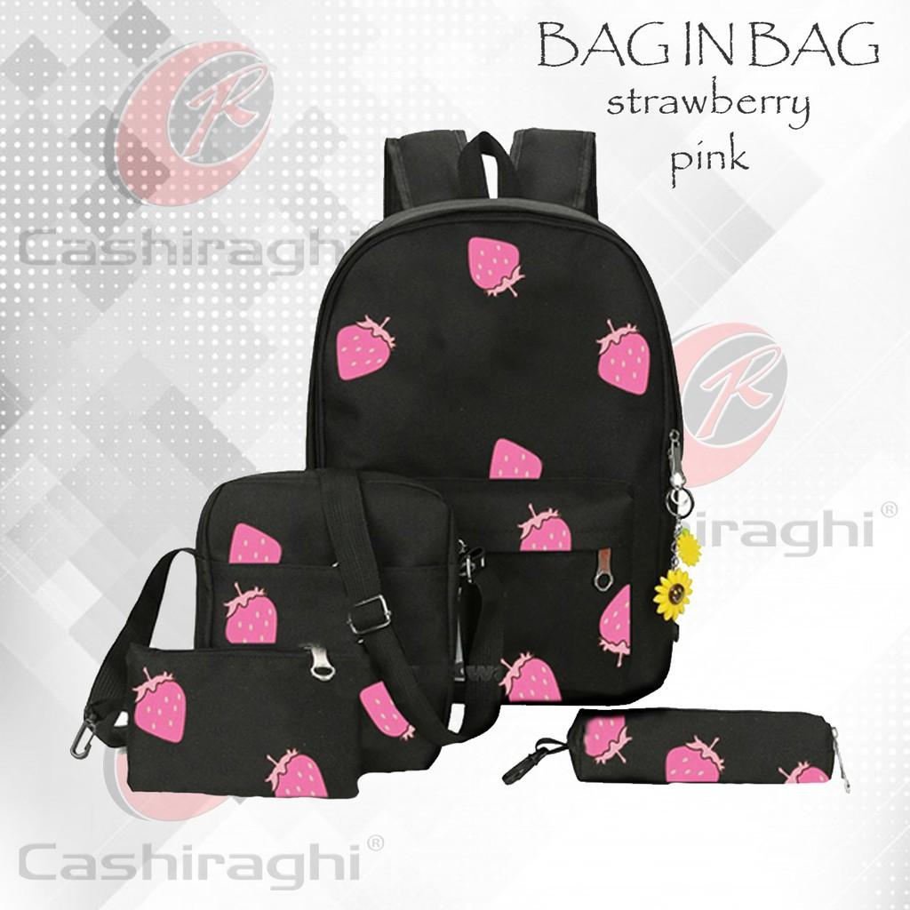Fashion Tas Backpack .