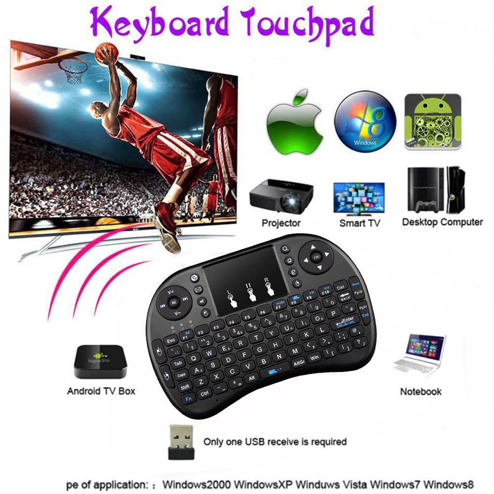 Mouse Wireless 24ghz Compatible For Laptop Notebook Black Shopee Magic Pc Mac Windows 7 10 Doff Indonesia