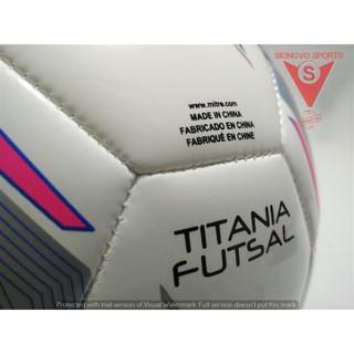 ... BOLA FUTSAL MITRE TITANIA FS ORIGINAL Art  BB1971WWD WHITE. habis c78088b9de85b