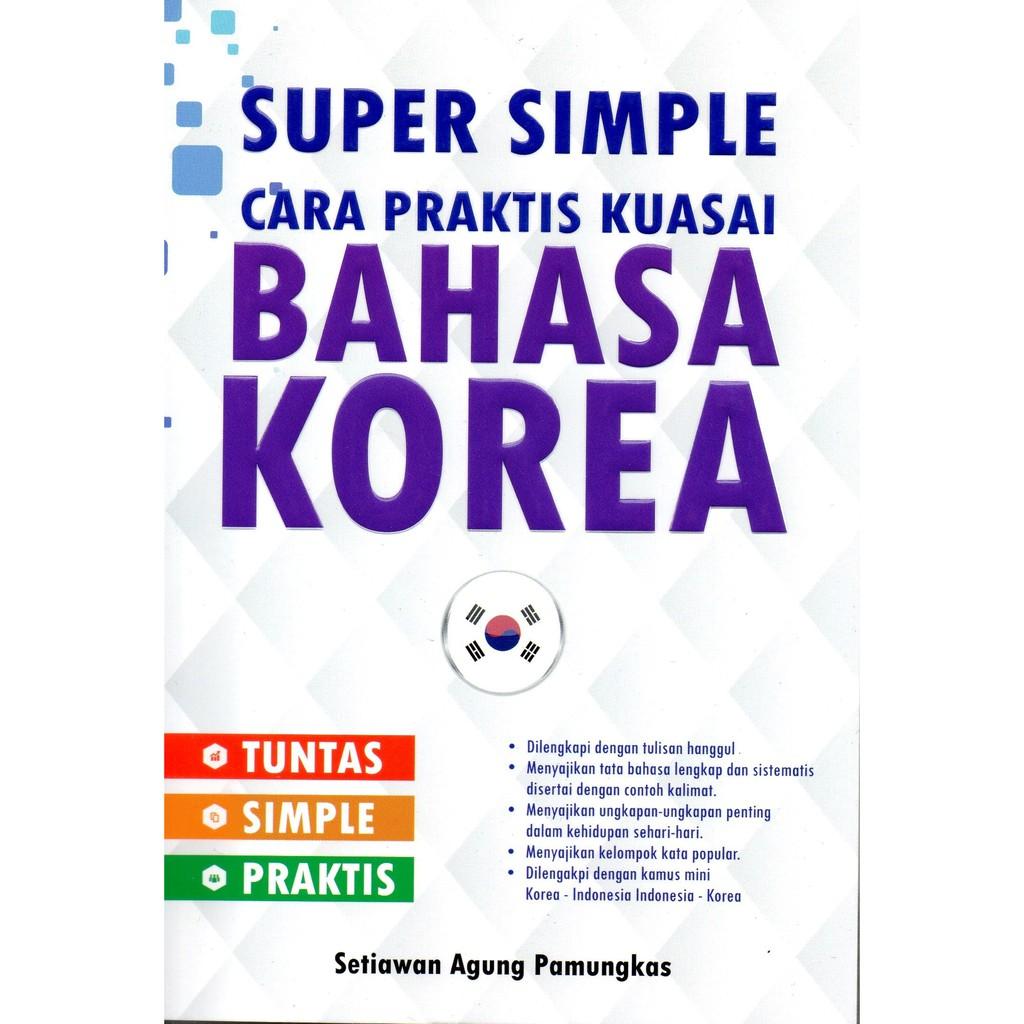 BUKU BEDAH KISI KISI EPS TOPIK KOREA Shopee Indonesia