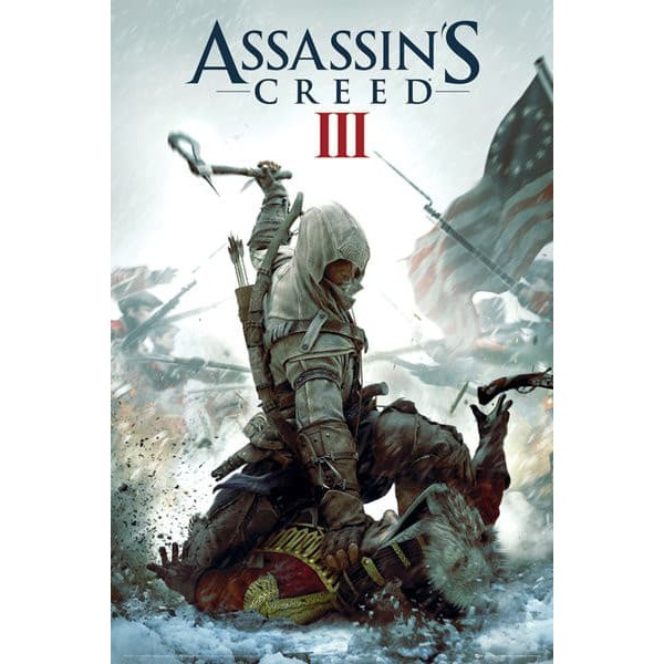 Assassin S Creed 3 Assassins Creed Iii Game Pc Pc Games