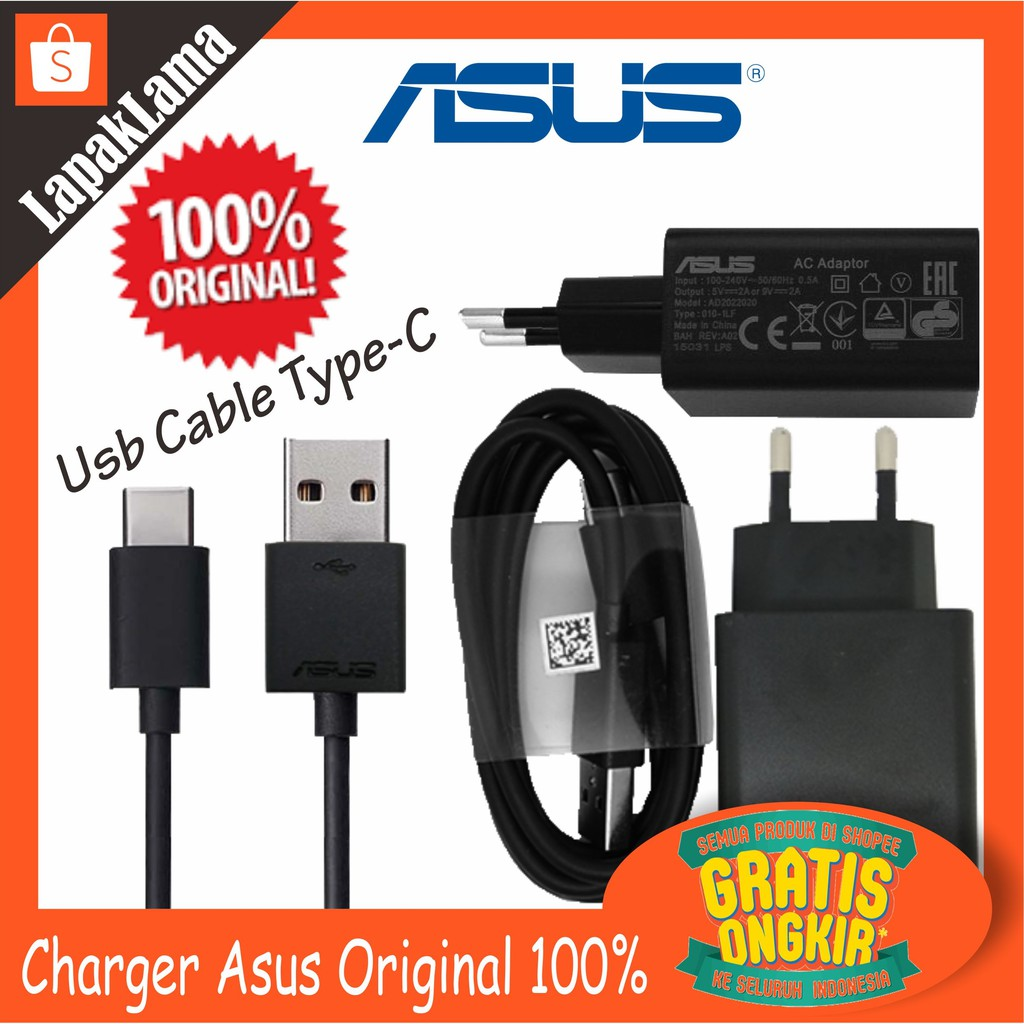 Charger Hp Xiaomi 2a Micro Usb Chargeran Kabel Data Original 100 Lightning Logo Cable Redmi 1 2 3 Note Ori Shopee Indonesia