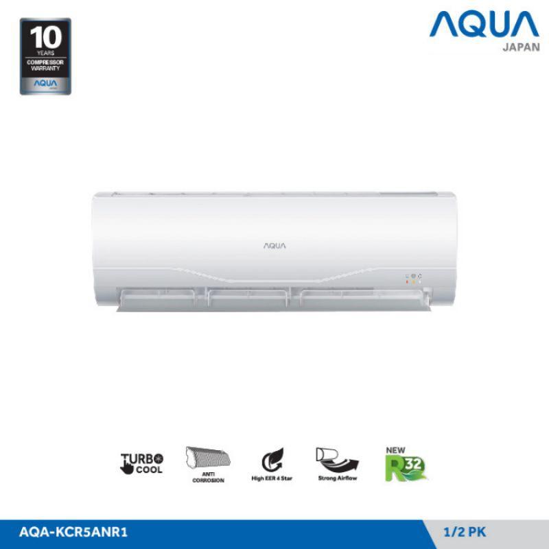 Aqua Japan AC Standard Split 1/2 PK AQA-KCR5ANR / AQA-KCR5ANR1