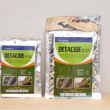 Fungisida DETACIDE 60SG 250 gram (ART. 118)