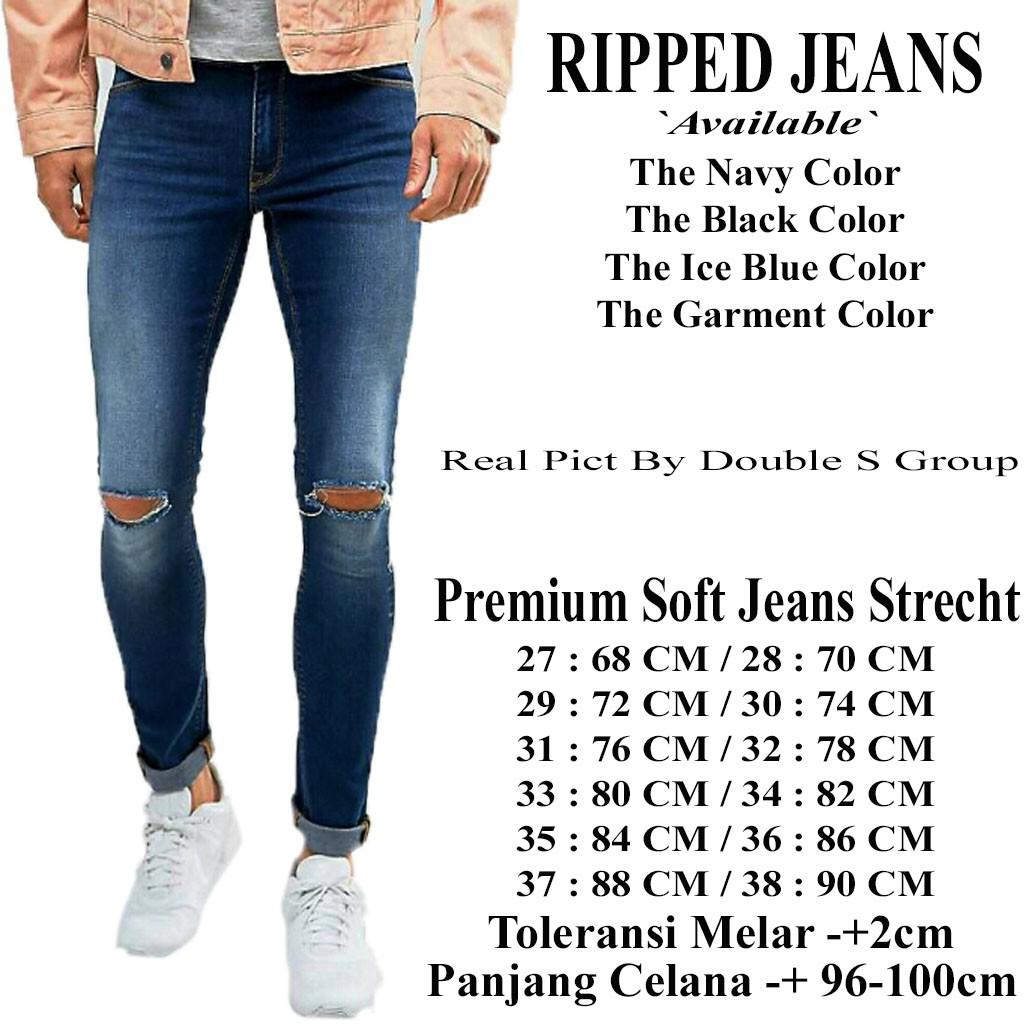 Valco Clana Jeans Reguler Pria ...