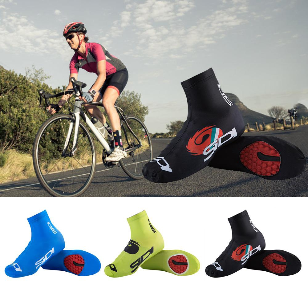 Windproof Warmer Bicycle Shoe Covers Bike Cycling Soft Overshoes Sportwear