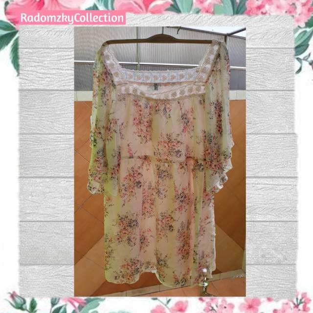 Meubles Fe Monde Dress Import Dress Branded Dress Wanita Dress Murah Shopee Indonesia