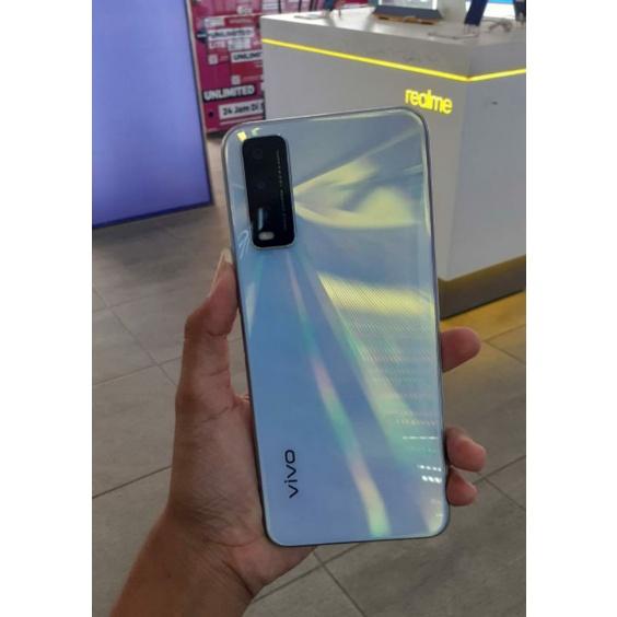 VIVO Y20 2021 RAM 4/64GB (HP SECOND)