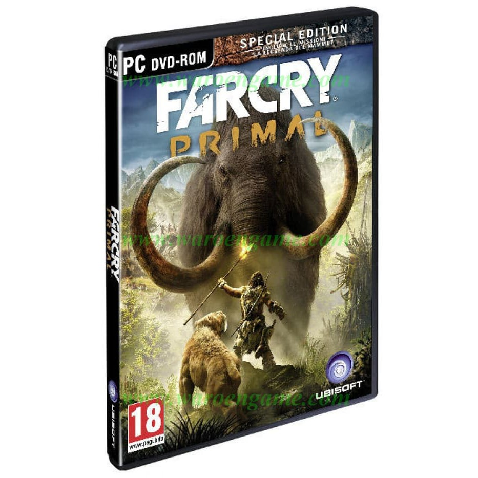 Termurah Pc Far Cry Primal Special Edition Includ Mamoth Dlc Pc Dvd Game Ori Ready Shopee Indonesia