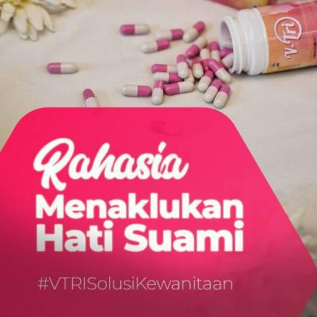V Tri Suplemen Kesehatan Organ Intim Wanita Vtri Bebas Keputihan Kanker Serviks Kista Mioma Shopee Indonesia