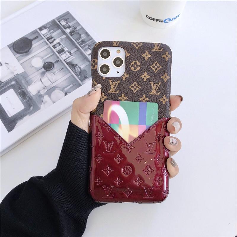 Case Anti Jatuh Desain LV untuk Iphone I 7 I 8 Plus X Xs ...