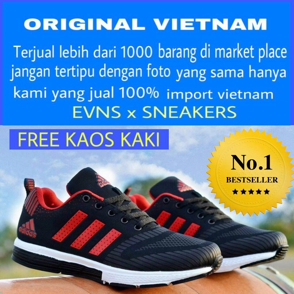 BEST SELLER Sepatu Casual ADIDAS PURE BOOST ORIGINAL VIETNAM TERMURAH  b99bac5718