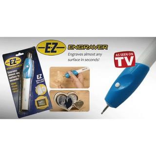 Engrave It Pen Alat Ukir Elektrik As Seen On TV Barang Unik bisa mengukir memahat di