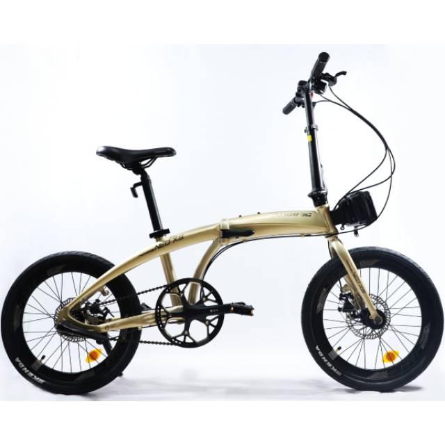 Sepeda Lipat Noris Neo X5 | Shopee Indonesia
