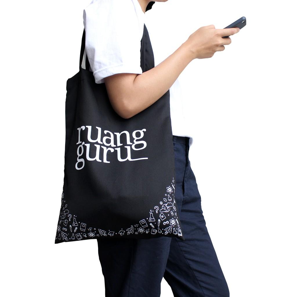 Ruangguru Merchandise Tote Bag
