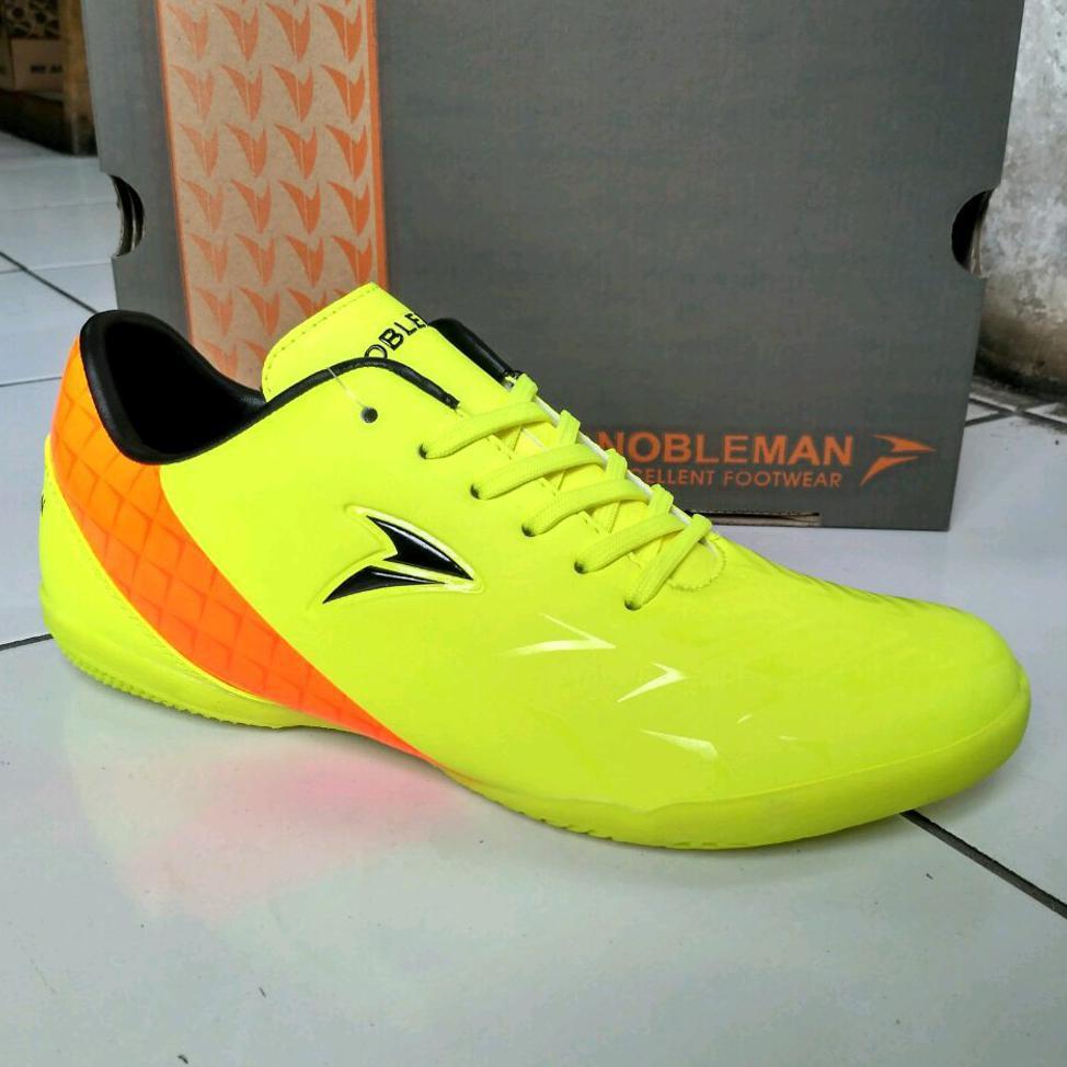 Nobleman Sepatu Futsal Anak Baal Jr Merah - murah Produk Terkeren Di ... efd87416a9