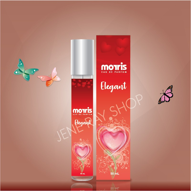 Morris Aqua Eau De Parfum 100ml, Parfum wanita, Parfum Pria - Biru | Shopee Indonesia