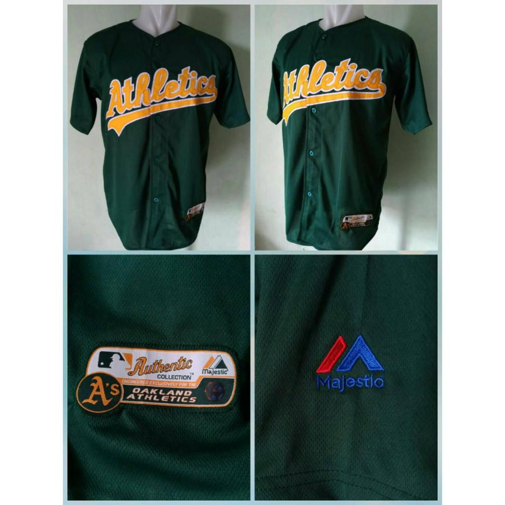 aed7befe9 Jersey Majestic Baseball original