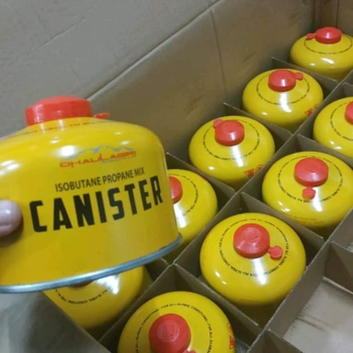 Best Quality Gas >> Tabung Gas Kosongan Dhaulagiri Canister Best Quality Alat Masak Camping