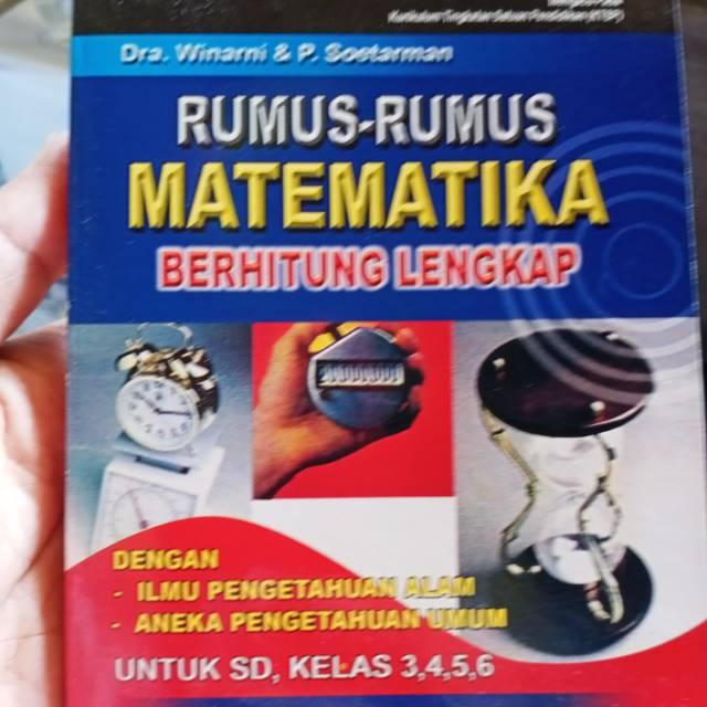 Buku Rumus2 Matematika Lengkap Shopee Indonesia