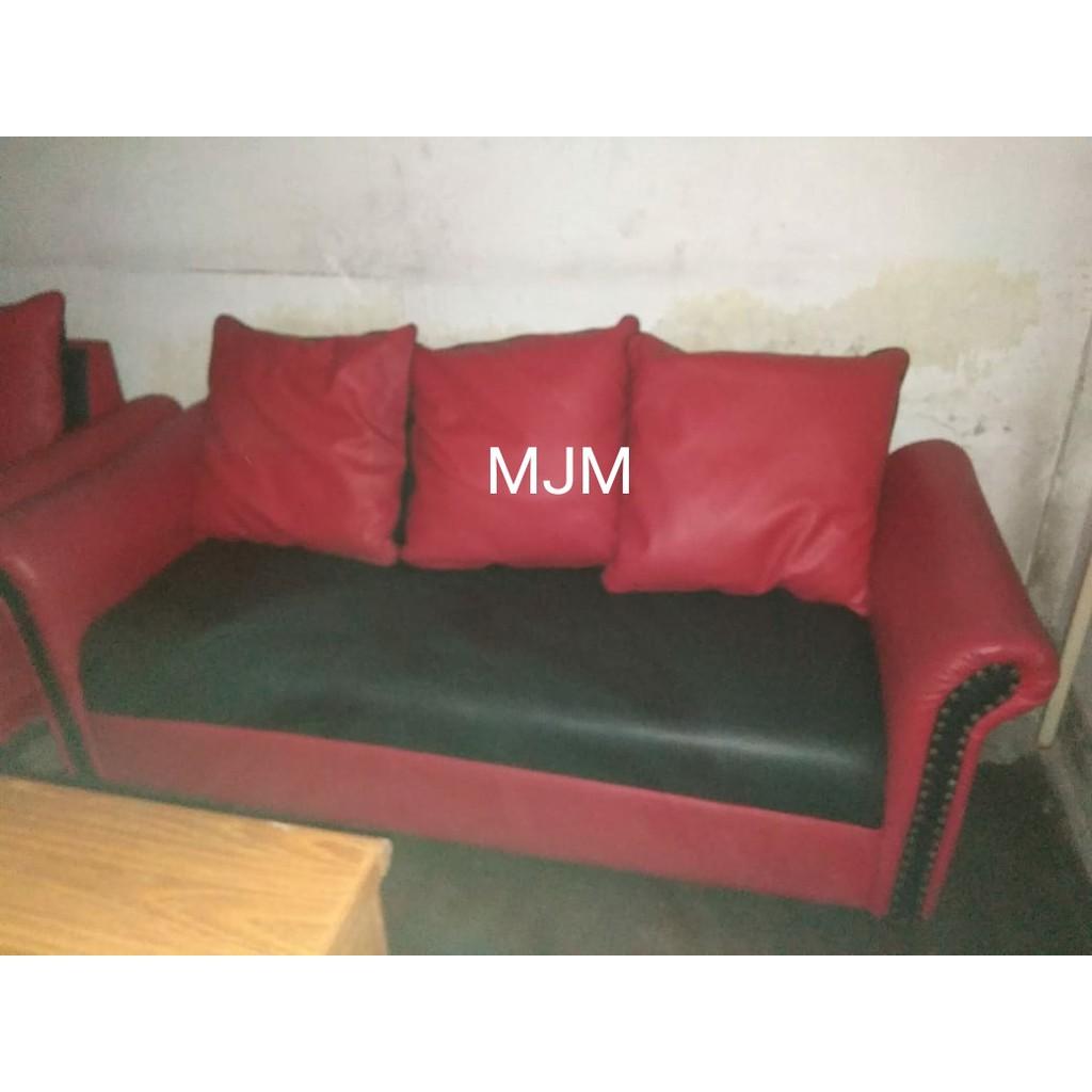 Murah 2 Set Sofa Meja 2jt Furniture Bekas Second Garagesale Jakarta Shopee Indonesia